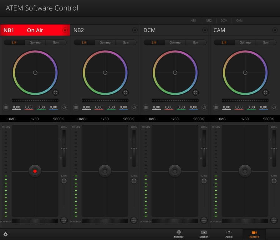 ATEM Software Control