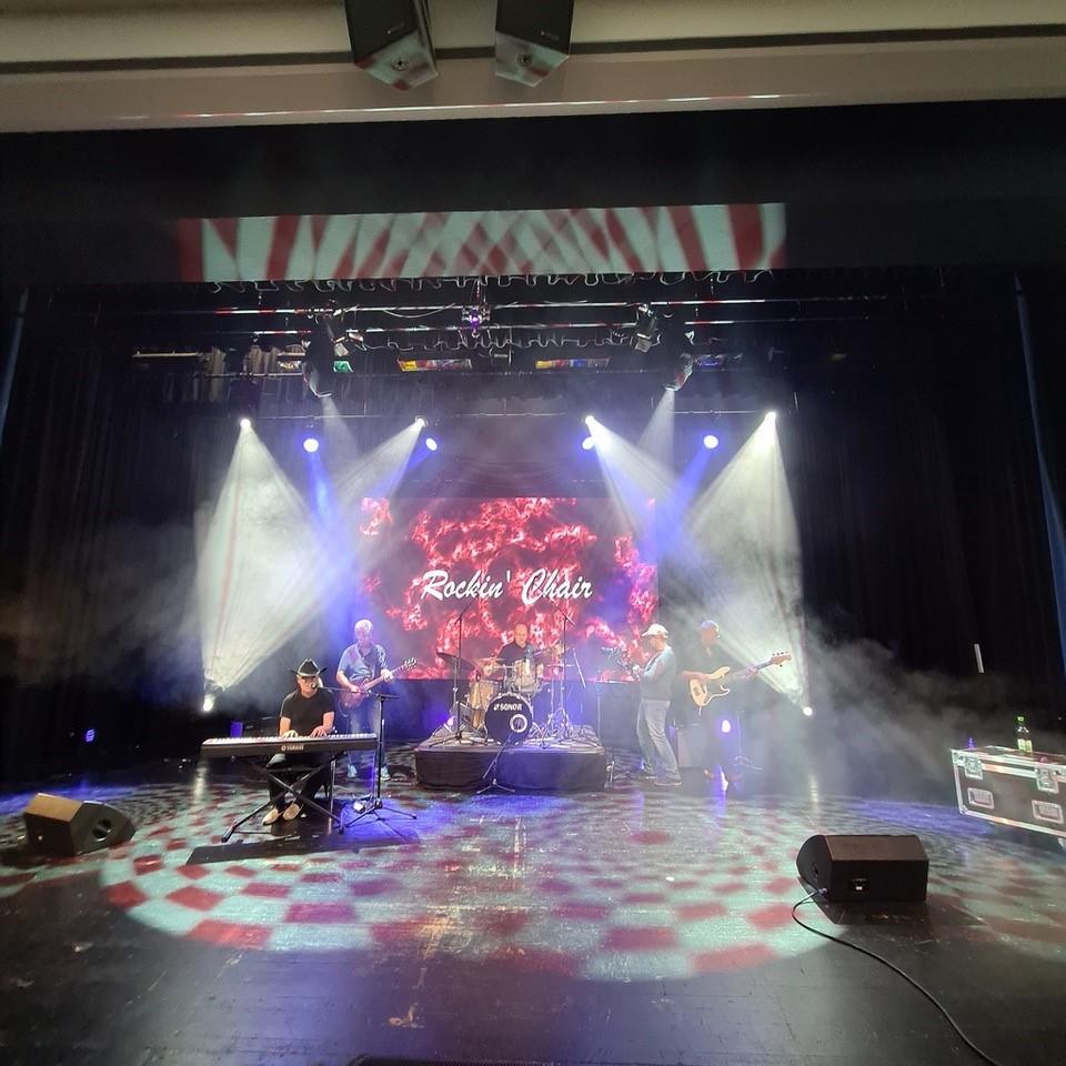 Chauvet LDT Veranstaltungsservice Stadthalle Dellbrück