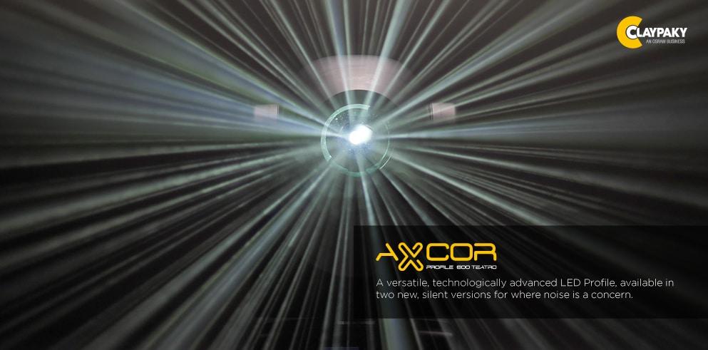 Claypaky Axcor Profile 600 Teatro