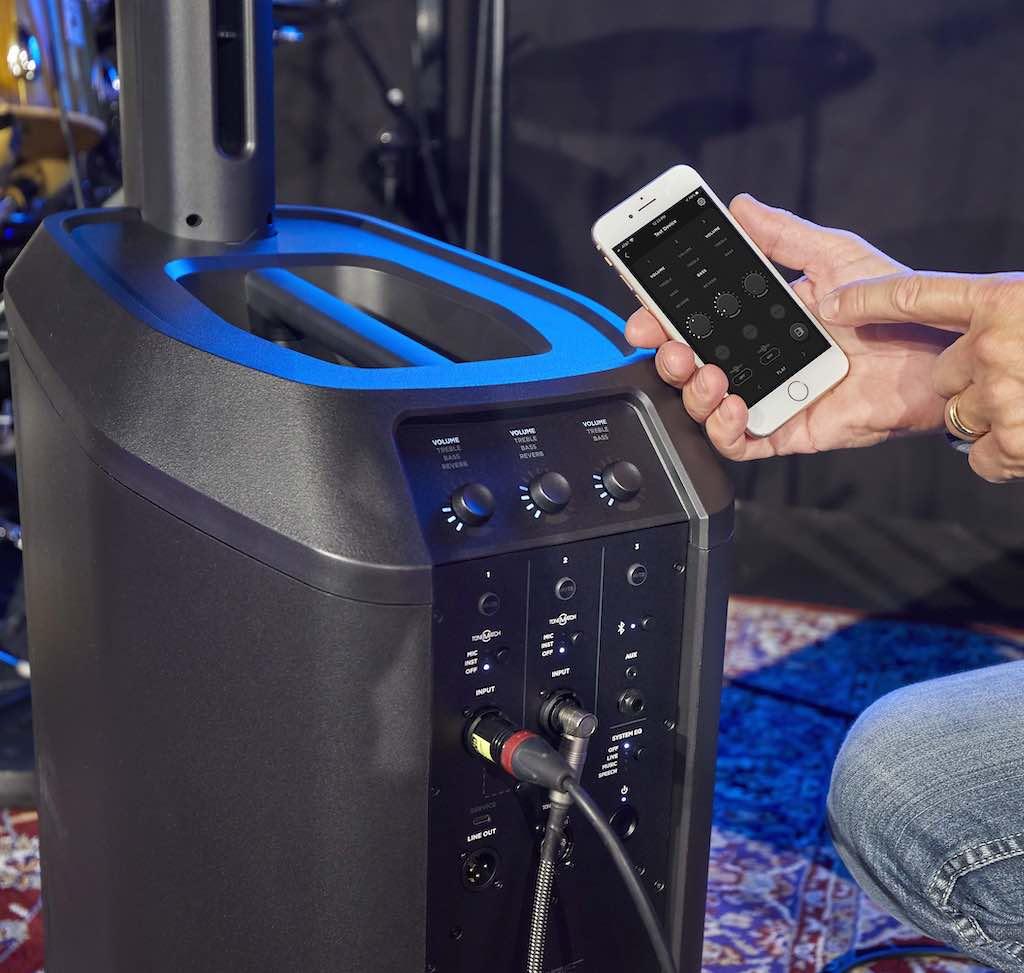 Bose Mix App