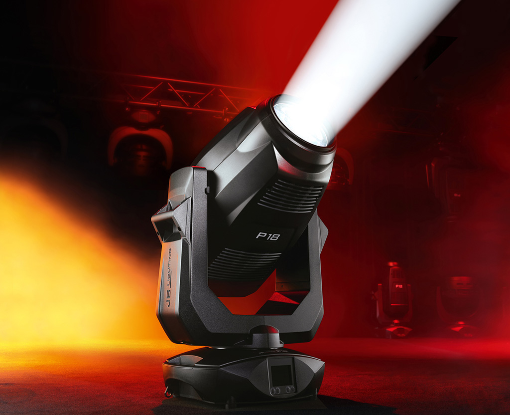 JB-Lighting P18 MK2 Profile