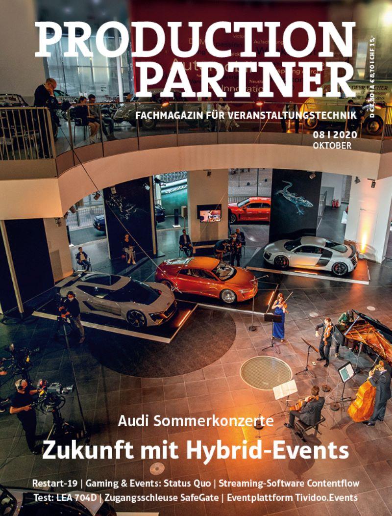 Produkt: Production Partner 08/2020