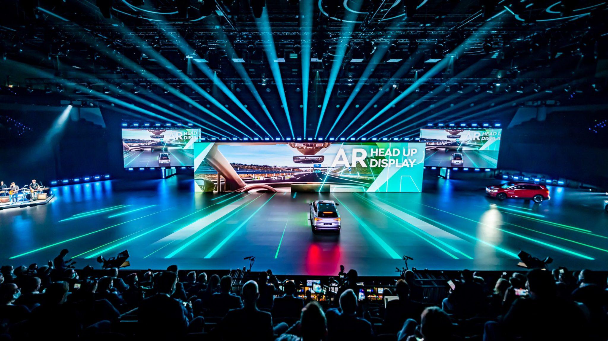 Škoda EnyaqIV Weltpremiere 2020