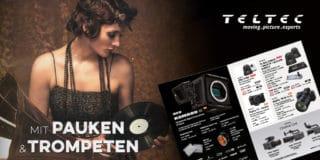 teltec Themenspecial 2020 Live-Produktion und Streaming