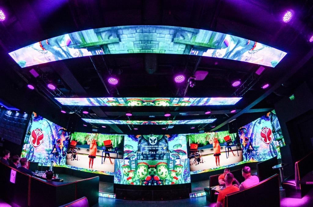 Digitale Festivals Tomorrowland 2020