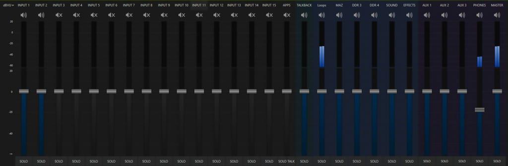 NewTek TriCaster 2 Elite Audio