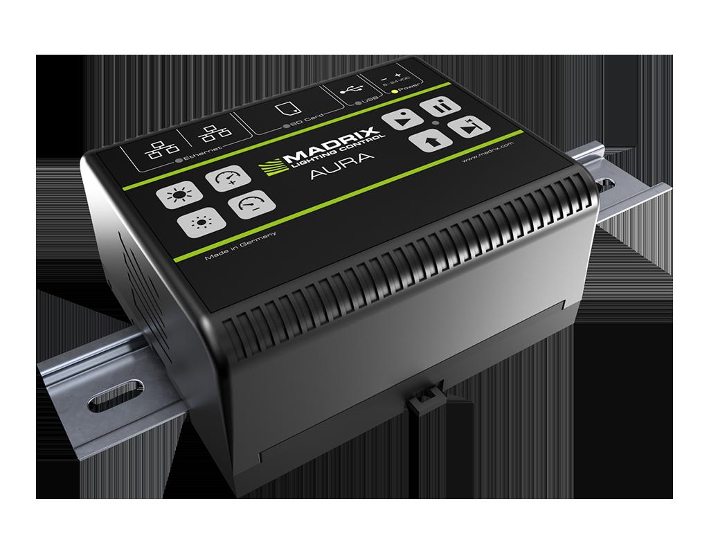 Madrix Aura - Lichtsteuerung SD-Karte
