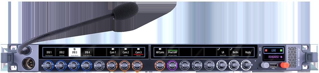 RSP-1216HL SmartPanel von Riedel