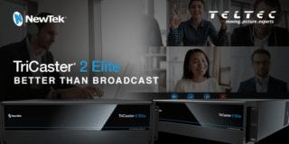 NewTek TriCaster 2 Elite Teltec