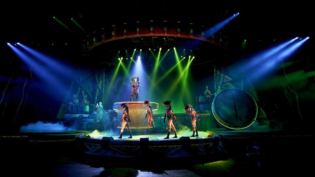 Neuauflage Lion King - Rhythm of the Pride Lands 2020 im Disneyland mit Zacktrack Follows