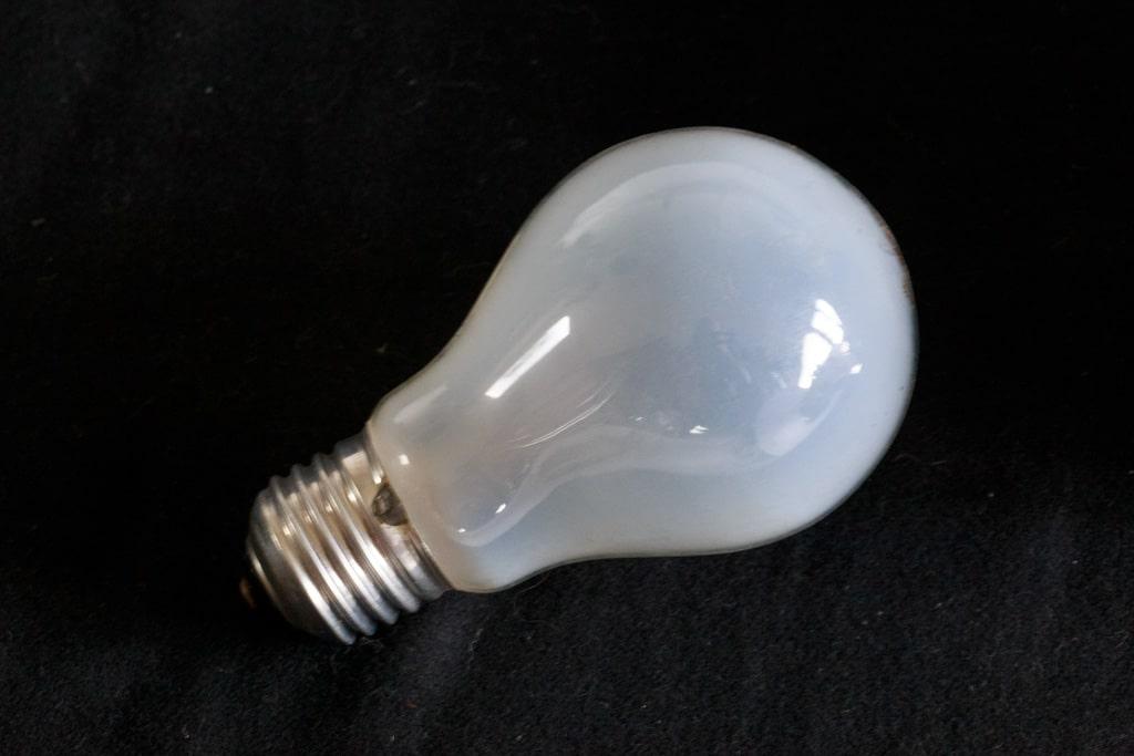 Glühlampe Heatball