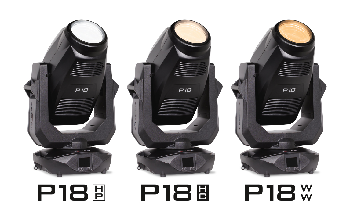 JB Lighting P18
