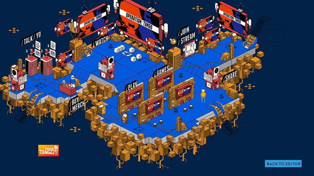 Standbespiel Indie Arena Booth Gaming und Events
