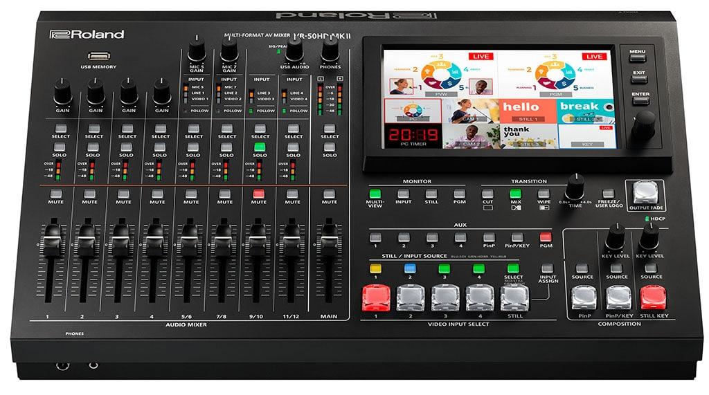 VR-50HD MK II Roland Pro AV
