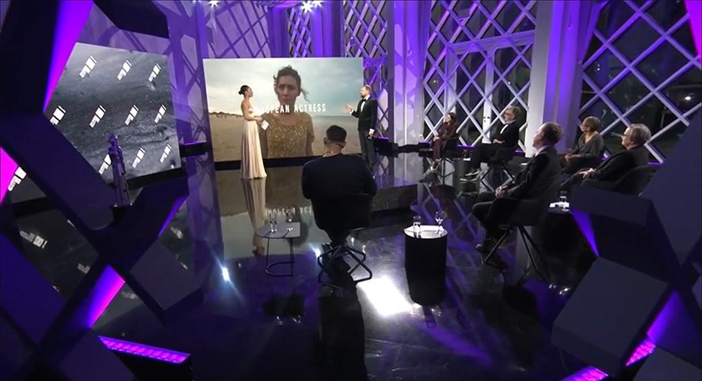 Livestream Preisverleihung Europäischer Filmpreis 2020 SRT Streaming