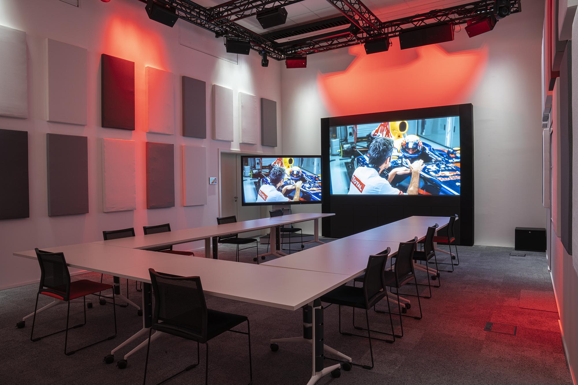 Mediencube bei Franken Lehrmittel Medientechnik