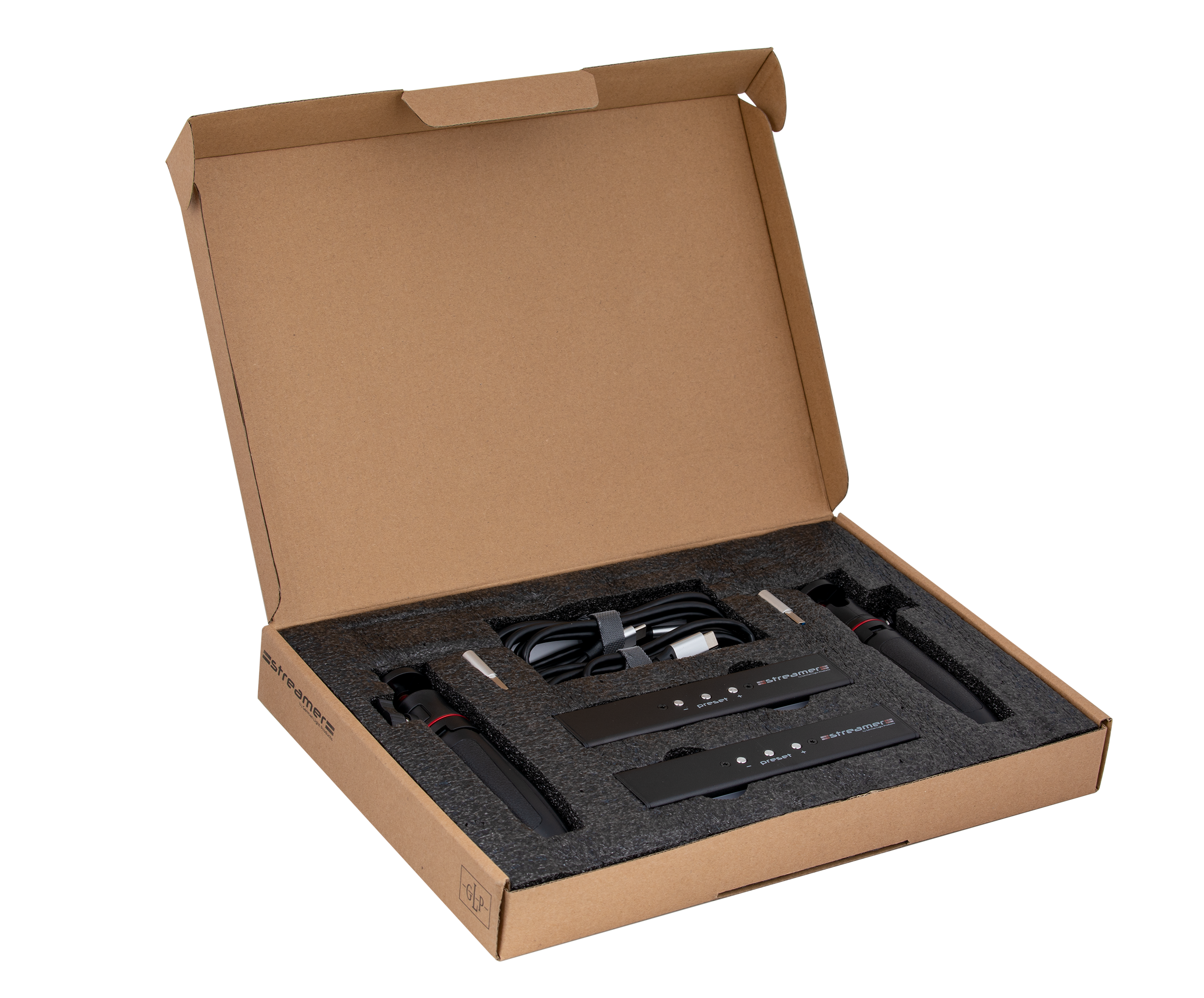GLP Streamer Duo Verpackung