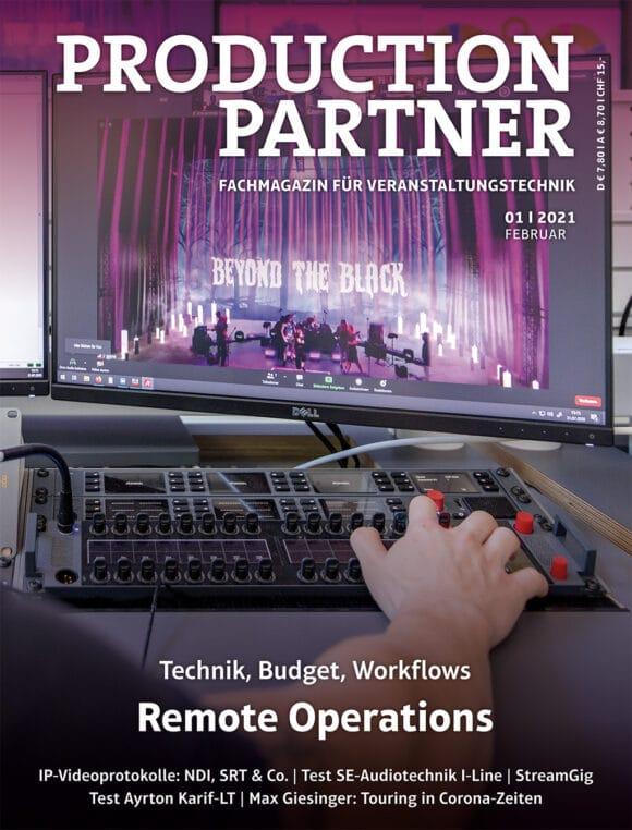 Titel Production Partner 1-2021