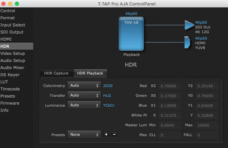 Screenshot Desktop Software v16