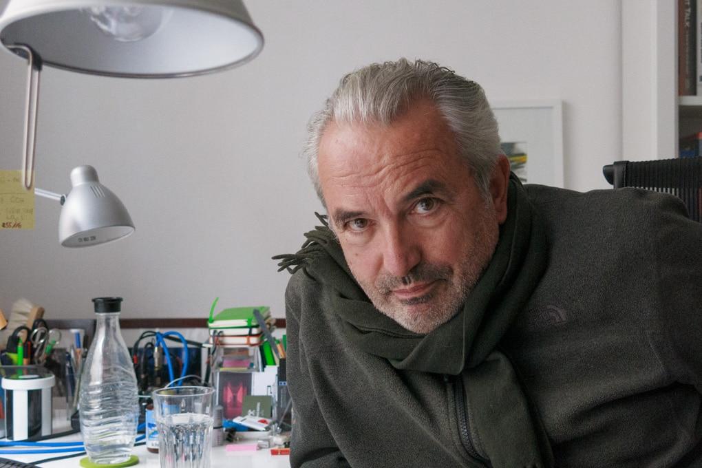 Architektur-Beleuchtung Interview Herbert Cybulska