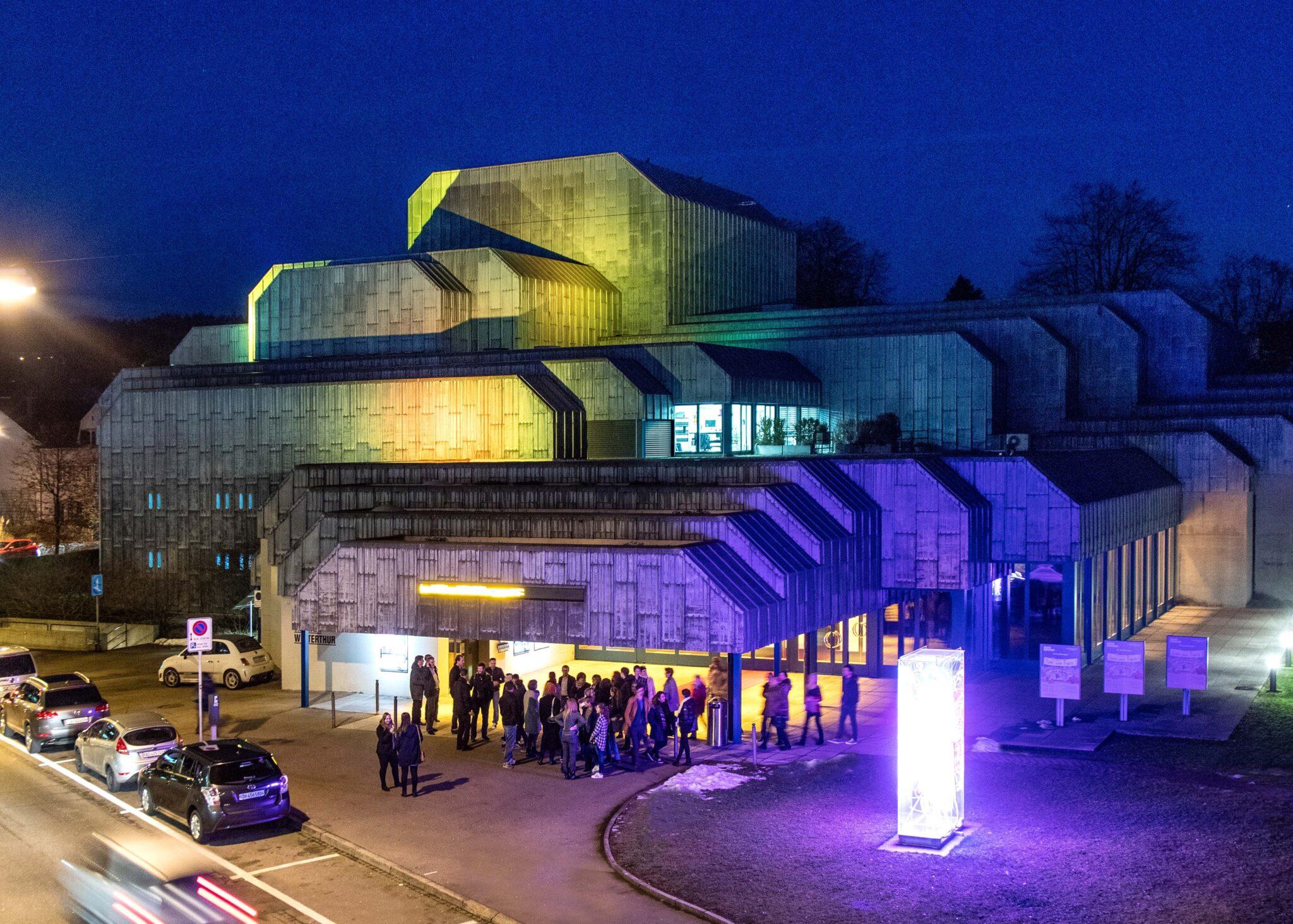 Theater Winterthur Front