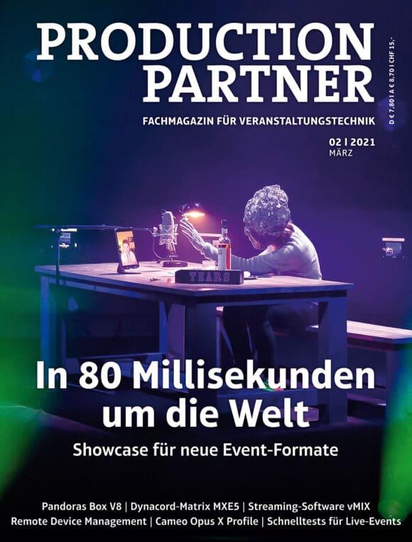 Titel Production Partner 2-2021