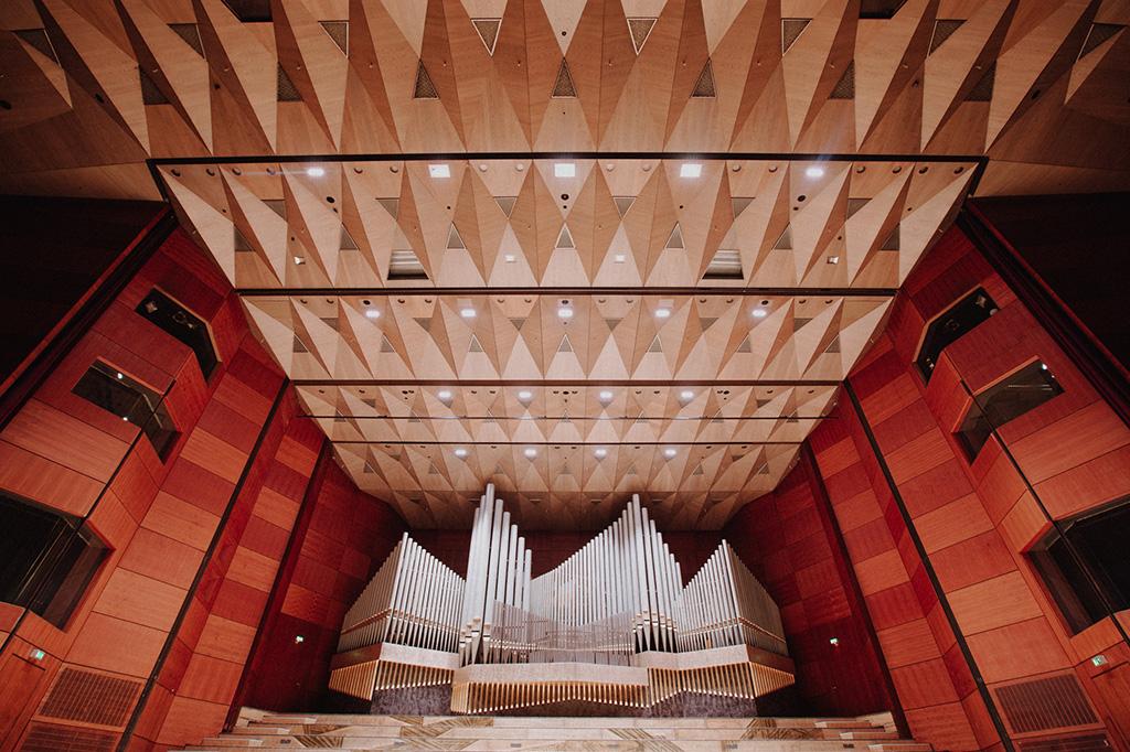 VisionTwo ETC Meistersingerhalle Nürnberg