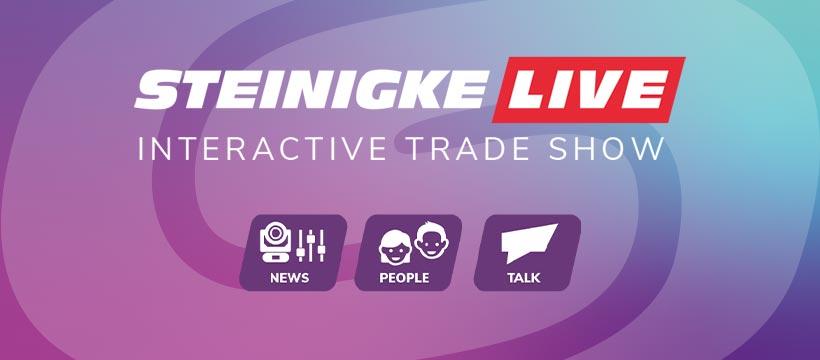 Steinigke Showtechnic digitale Messe 2021