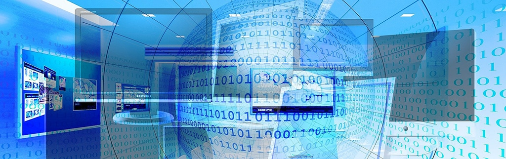 Beispielbild IP-basierte Videoübertragung