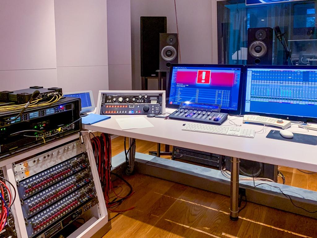 Remote Mastering Service für Peter Maffay - Riedel Communications