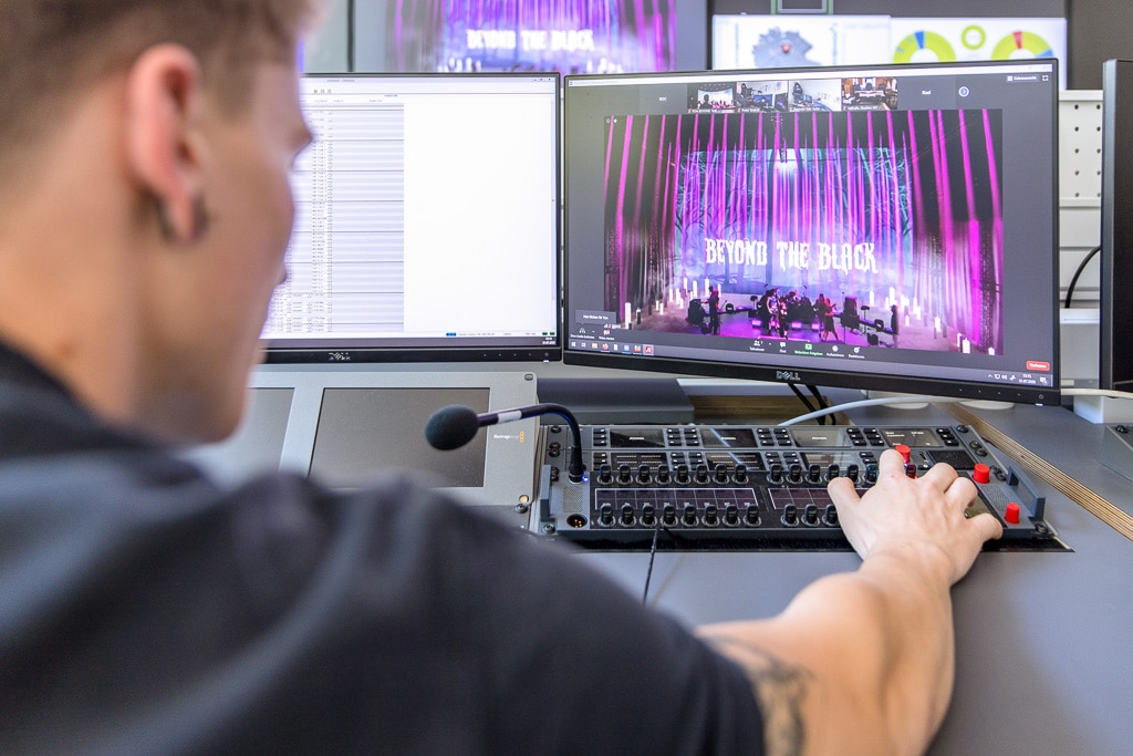 Remote Operations Center - Wacken World Wide - Riedel Communications