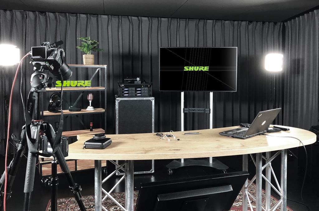 Shure Stream Studio