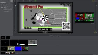 Wirecast Pro 14.2 Production Partner Test