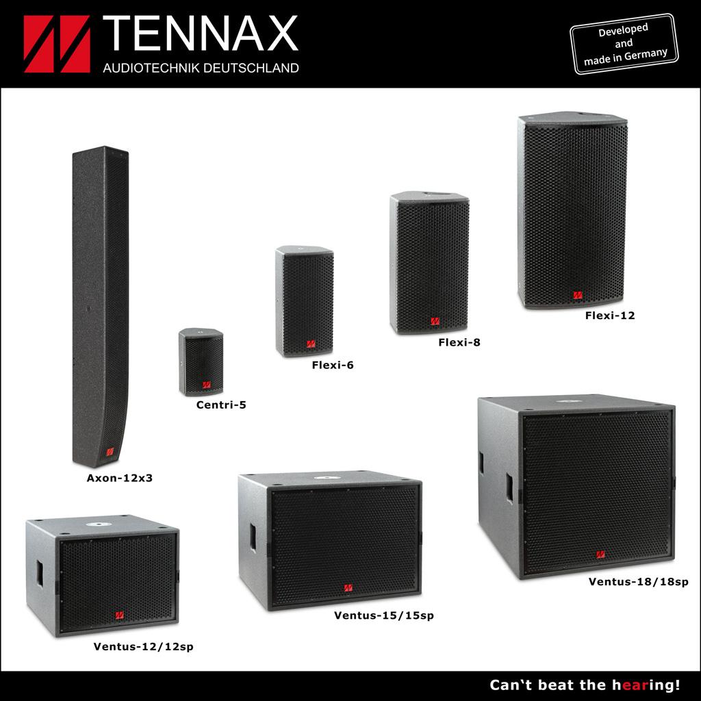 Tennax Produkte