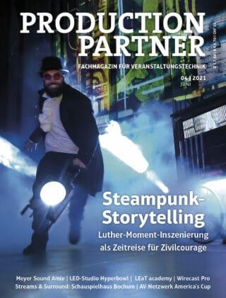 Titel Production Partner 4-2021