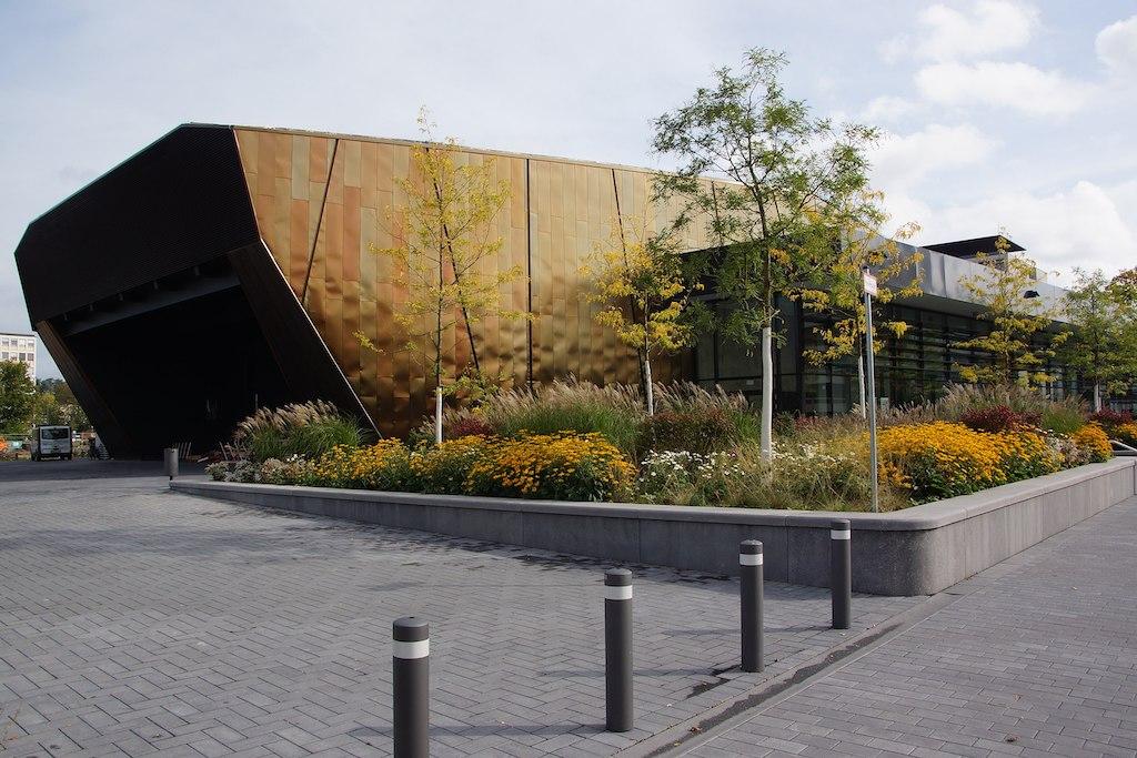 Stadthalle Troisdorf