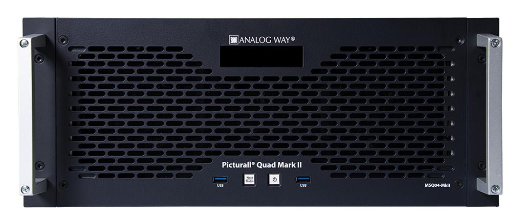Picturall Quad Mark II von Analog Way