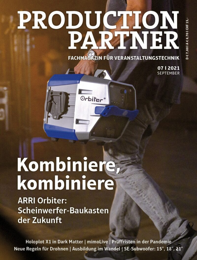 Produkt: Production Partner 07/2021