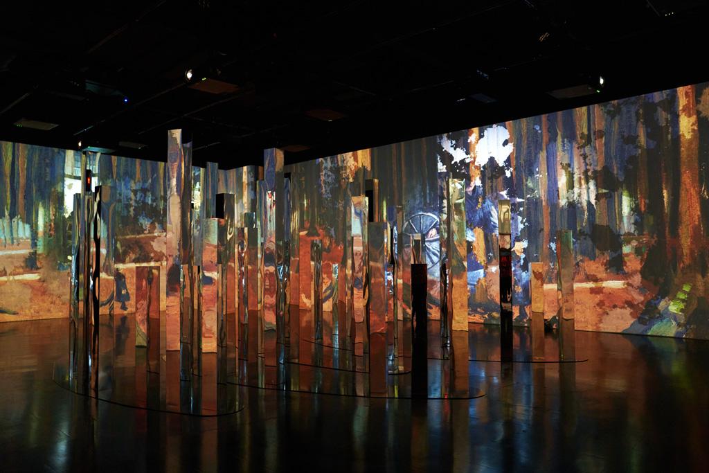 Immersive Van Gogh Ausstellung